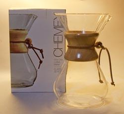 Chemex Coffee System at Coffee Roaster